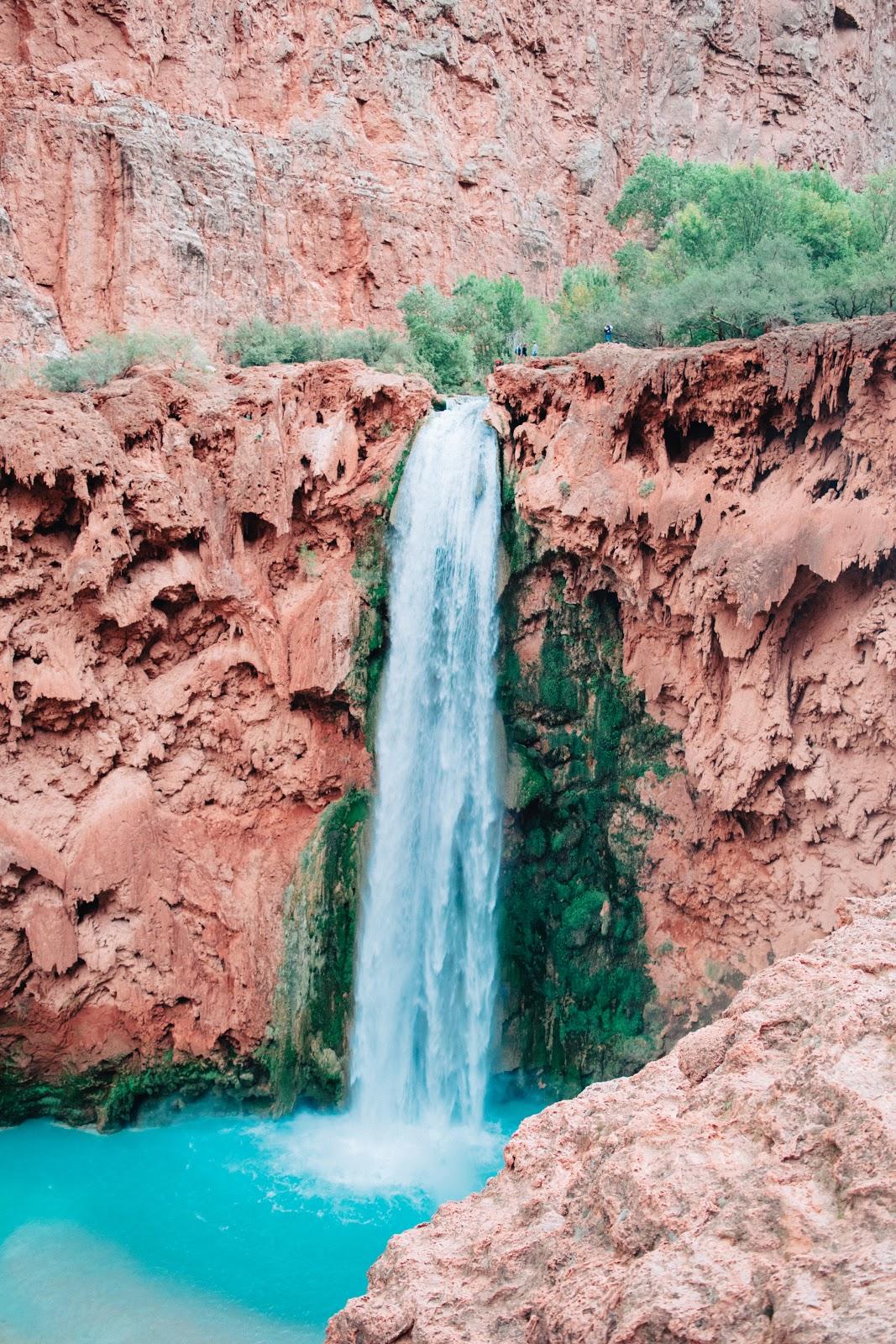 Havasu Falls Iphone 6 Wallpaper Packing Guide For Havasupai Brookelmer