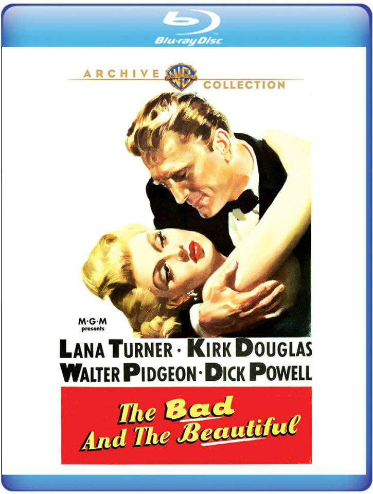 the bad and the beautiful bluray