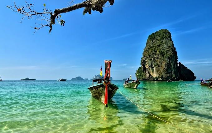 Fly me to Krabi with DiGi & Malindo Air!