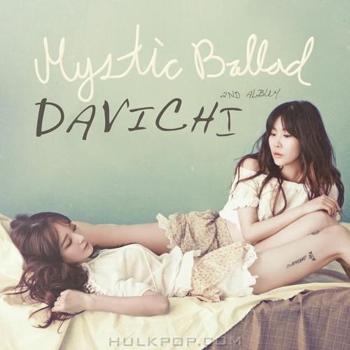 Davichi – MYSTIC BALLAD, Pt. 2 (FLAC + ITUNES PLUS AAC M4A)