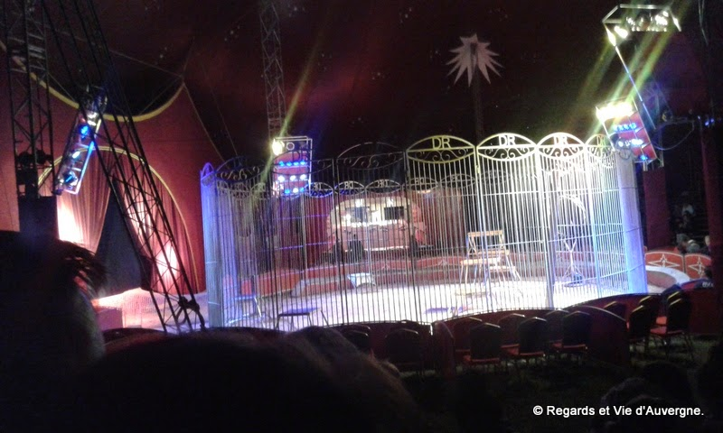 Cirque Luigi Zavatta.