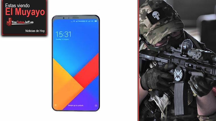 Fin de las Contraseñas, Xiaomi Mi 7 Filtrado, Policía mata por Broma, Dubái Fin de Año | El Muyayo