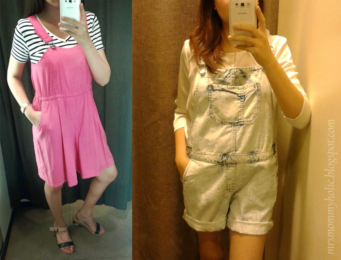 7237683856e Here s my own take on the overalls trend. The pink overalls I got from an  ukay-ukay