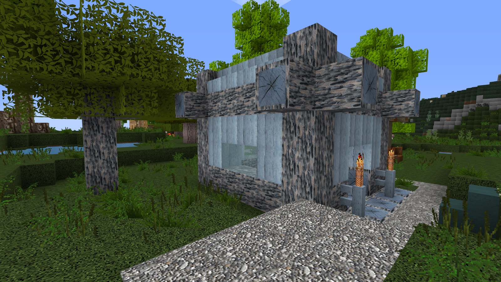 Minecraft Resource Packs Photo-Realistic 1 11 - 1 10