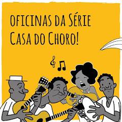 """Bossa Criativa disponibiliza a série de oficinas """"Casa do Choro""""."""