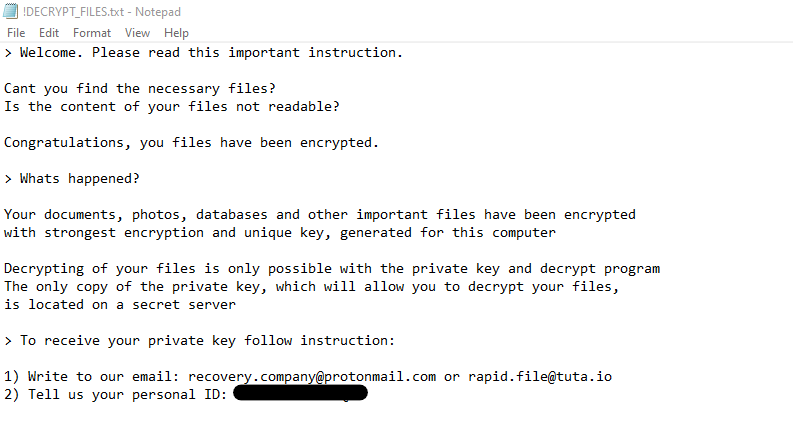 .cryptolocker file Virus