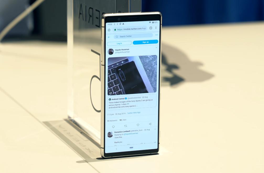 Sony Xperia 5, Sony Xperia 5 Philippines
