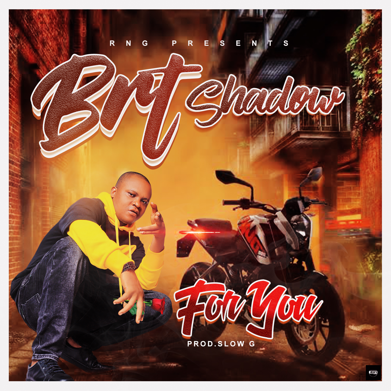 [Music] Brt Shadow - For You (Prod By Slow G)