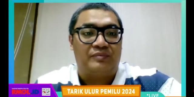 Rico Marbun: Masyarakat Bertanya-tanya, Pemilu 2024 Jadi Nggak Sih?