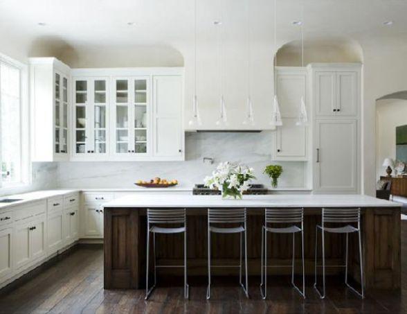 Cabinets for Kitchen: Modern White Kitchen Cabinets