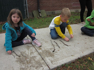 Building Tally Marks