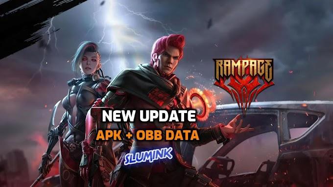 Garena Free Fire Rampage APK + OBB Data Download NEW UPDATE OB28