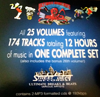 Ultimate Breaks and Beats The Complete Collection in MP3 format