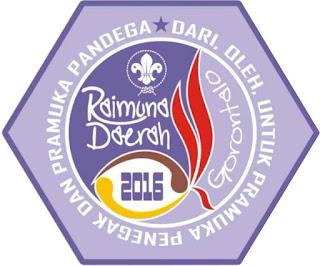 Logo Raida II Gorontalo 2016