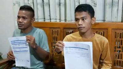 Paulus dan Indra, Penumpang Sriwijaya SJ-182 Selamat, Tak Mampu Bayar Tes PCR