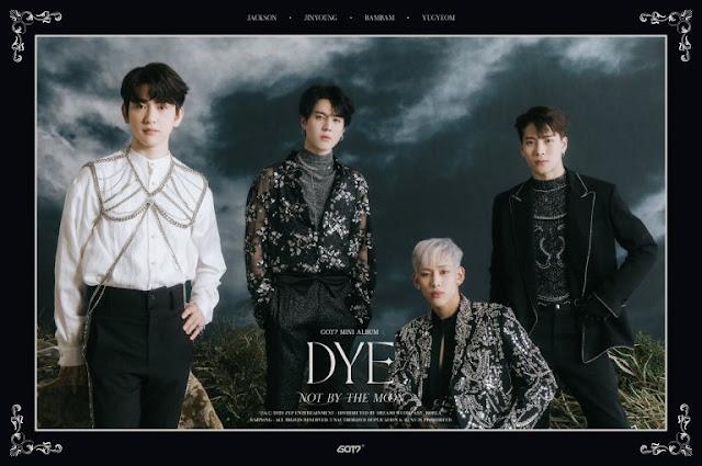 GOT7 Rilis Teaser Unit Untuk Mini Album Terbaru 'DYE'