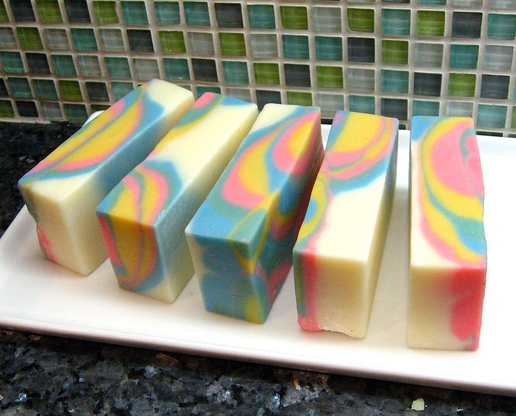 The Soap Bar Colorful Saturday Soap Porn-3765