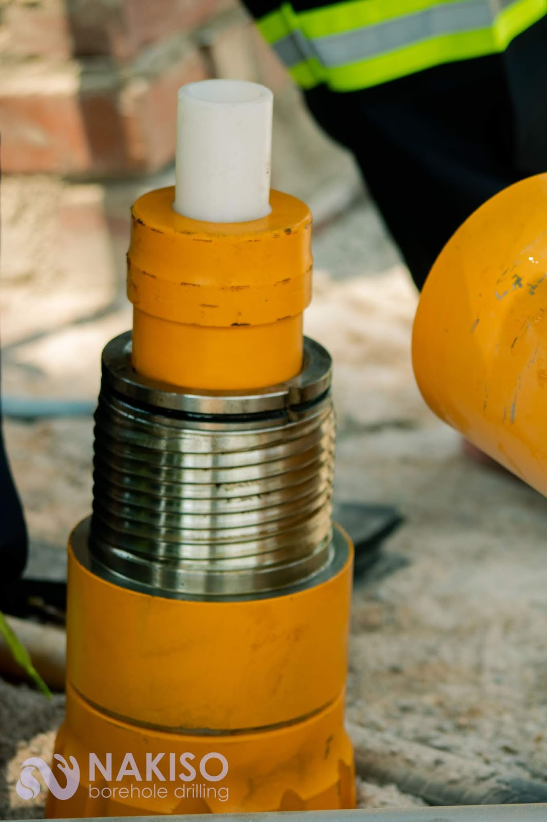 Nakiso Borehole Drilling Hard Rock Borehole Drilling Drill Bits!