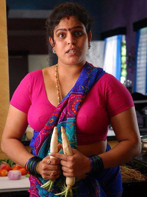 Desi Indian Aunty Picture
