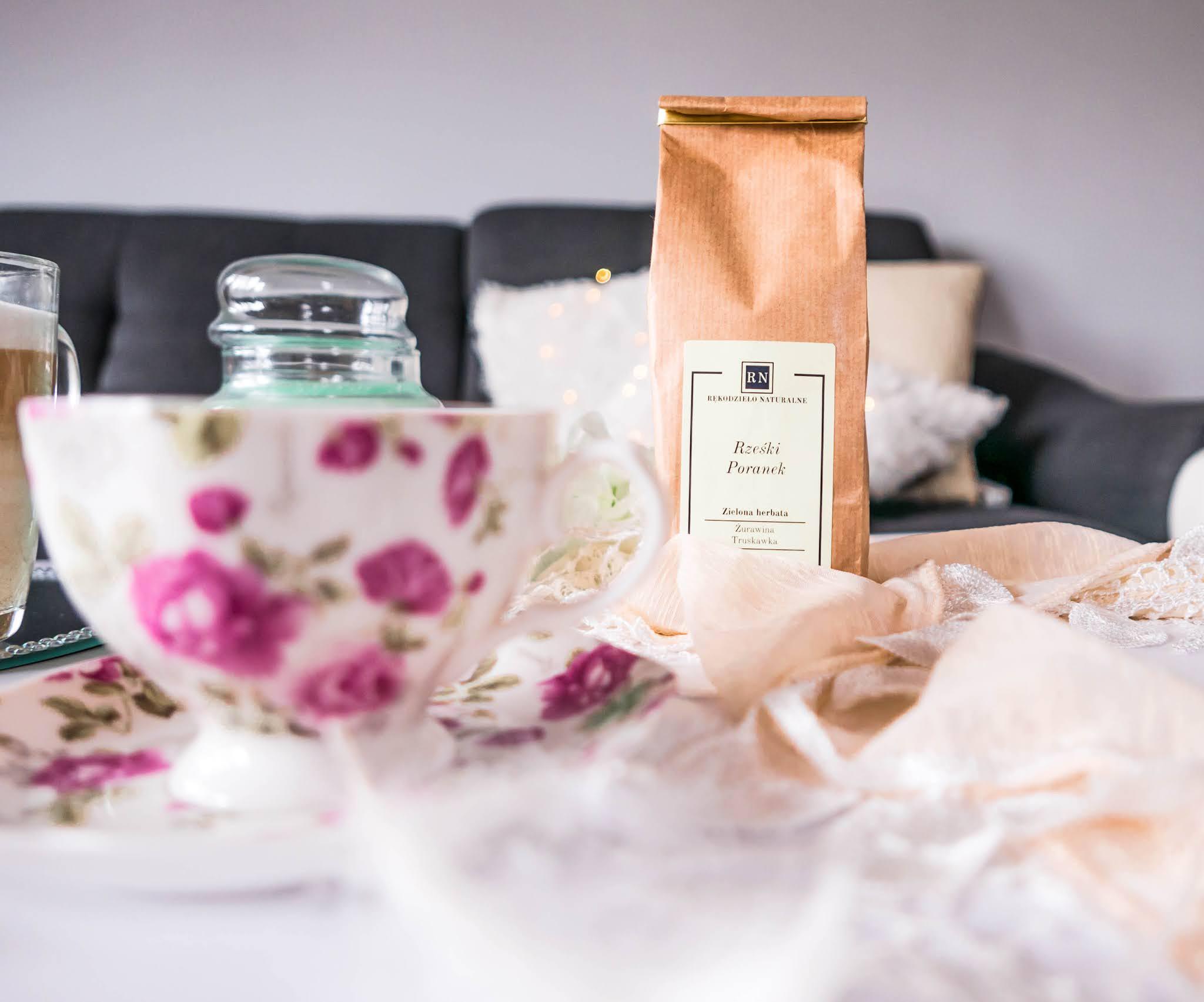 Herbata sypka naturalna