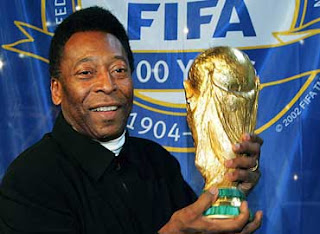 football player - pele