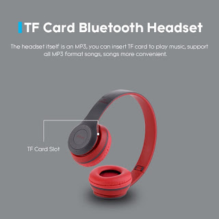 cuffie bluetooth p47 stereo