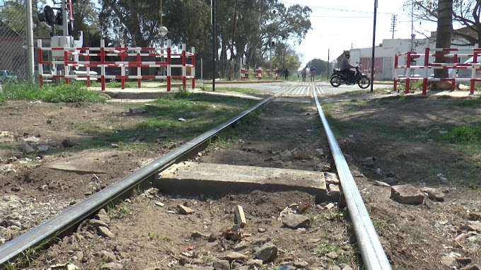 Trenes Argentinos desarrolla un dispositivo antivandálico para hacer funcionar las barreras automáticas