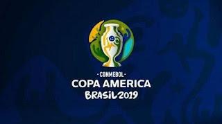 Menonton Piala Copa America Brasil 2019 secara gratis via parabola dan berbayar lewat TV berbayar.