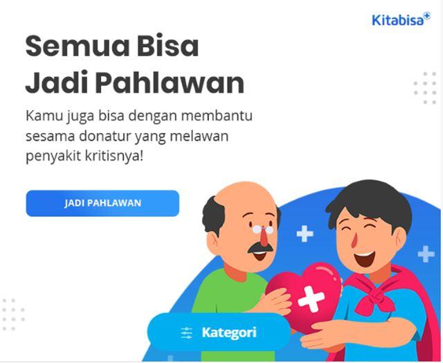 Kitabisa crowdfunding - kitabisa.com