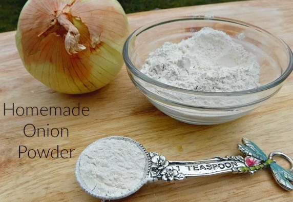HOMEMADE ONION POWDER #homemade #dinner #recipes #lunch #shrimp