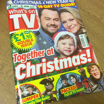 Christmas TV Guide: What's On TV 2018