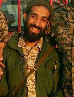ali bayat milisi syiah afghan