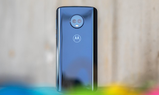 Motorola G6 Plus BackView