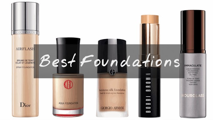 Top 15 Best Long Lasting Foundations