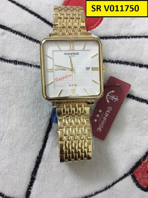 Đồng hồ nam cao cấp Sunrise V011750