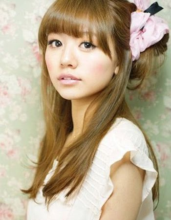 japan kawaii hairstyles for girls  prom hairstyles