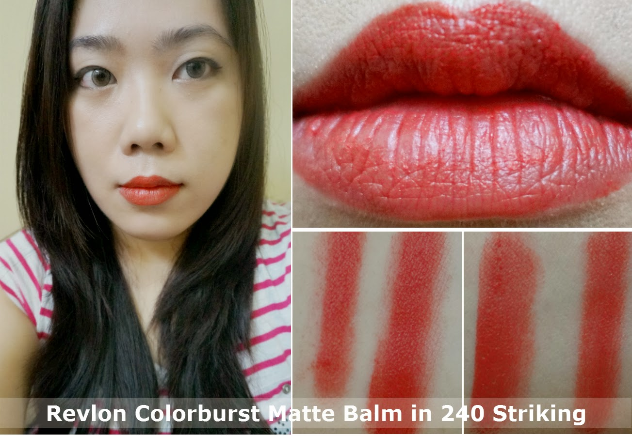 Revlon Colorburst Matte Balm in 240 Striking