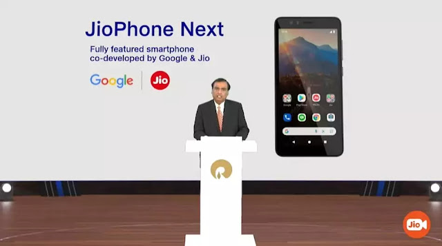 Reliance will launch a cheap 4G phone running Android knows everything