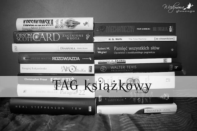 Wiedźmowa głowologia, recenzje książek, fantastyka, blog o książkach