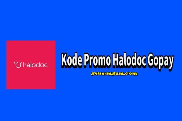 kode promo halodoc gopay