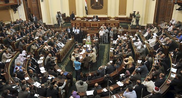 أول تعليق من البرلمان المصري على الحملة ضد السوريين في مصر