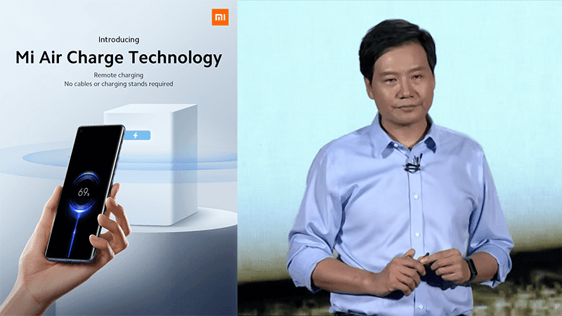 Xiaomi launches Mi Air Charge Technology—a true wireless charging solution