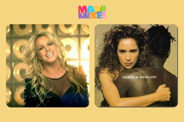 Till Rapunzel Ends (Britney Spears vs. Daniela Mercury)