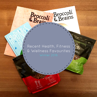 Recent Health, Fitness & Wellness Favourites