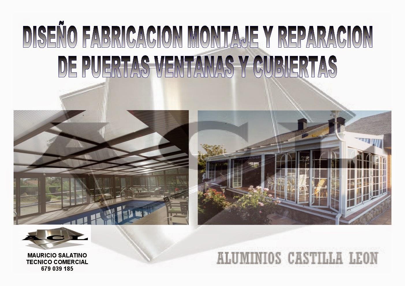 Aluminios Castilla Leon 679 039 185 Cerramientos Porches Y
