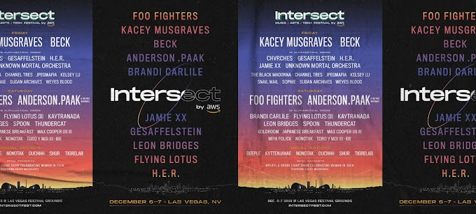 AWS Intersect Music Festival