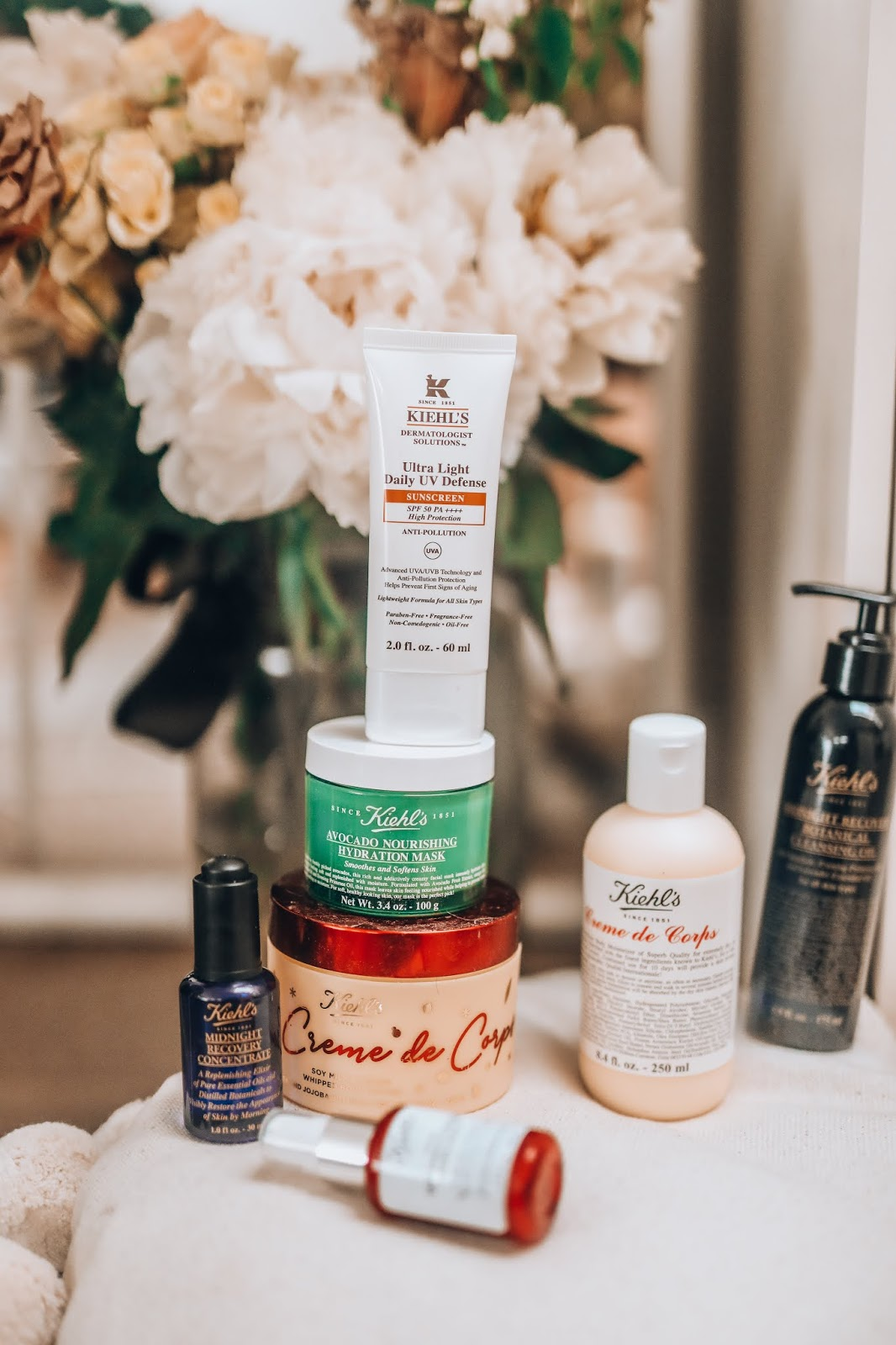 best kiehls products
