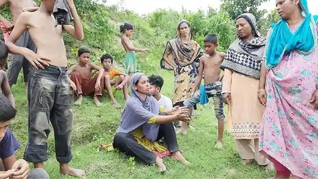 ধুনটে বাঙালি নদী থেকে বৃদ্ধার লাশ উদ্ধার