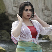 Archana hot n wet stills from panchami