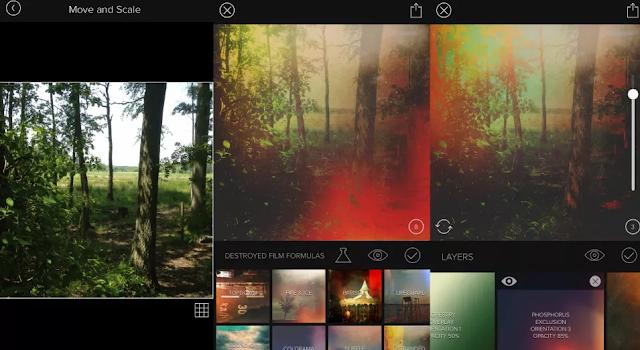 برامج للايفون تعديل الصور